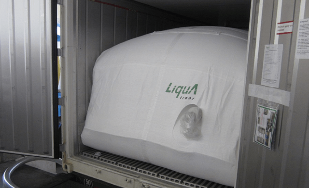 Avoid Damage to Reefer Containers with the R-Flex Reefer Flexitank