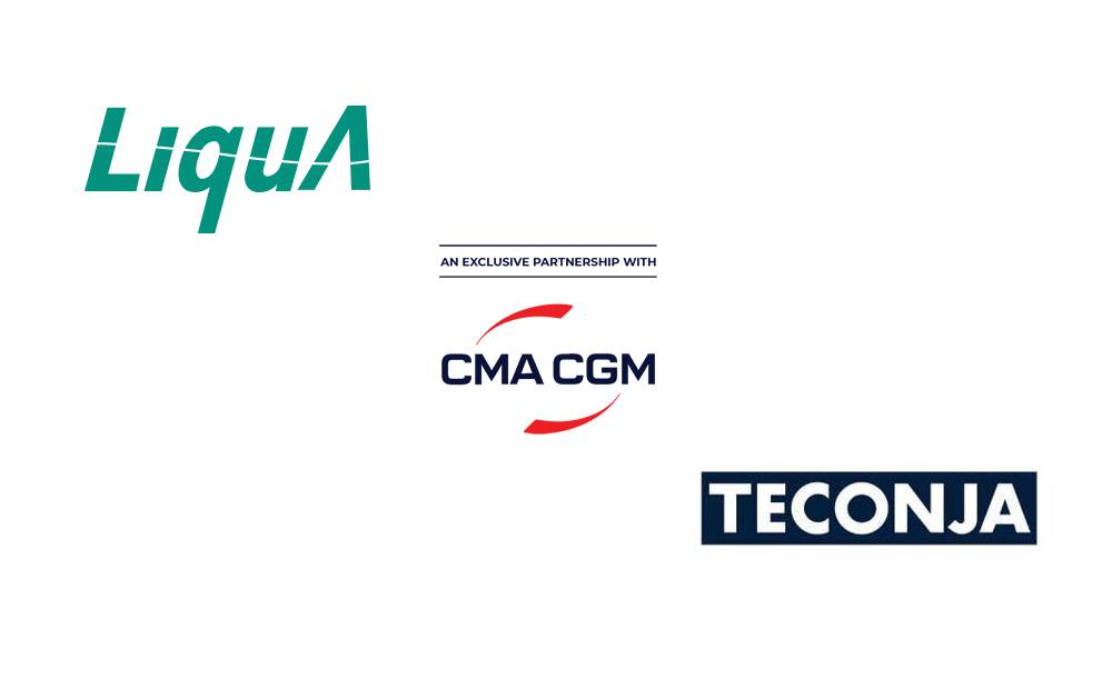 Global Alliance by LiquA, CMA CGM and Teconja for Shipments of Juices and Dairy Products