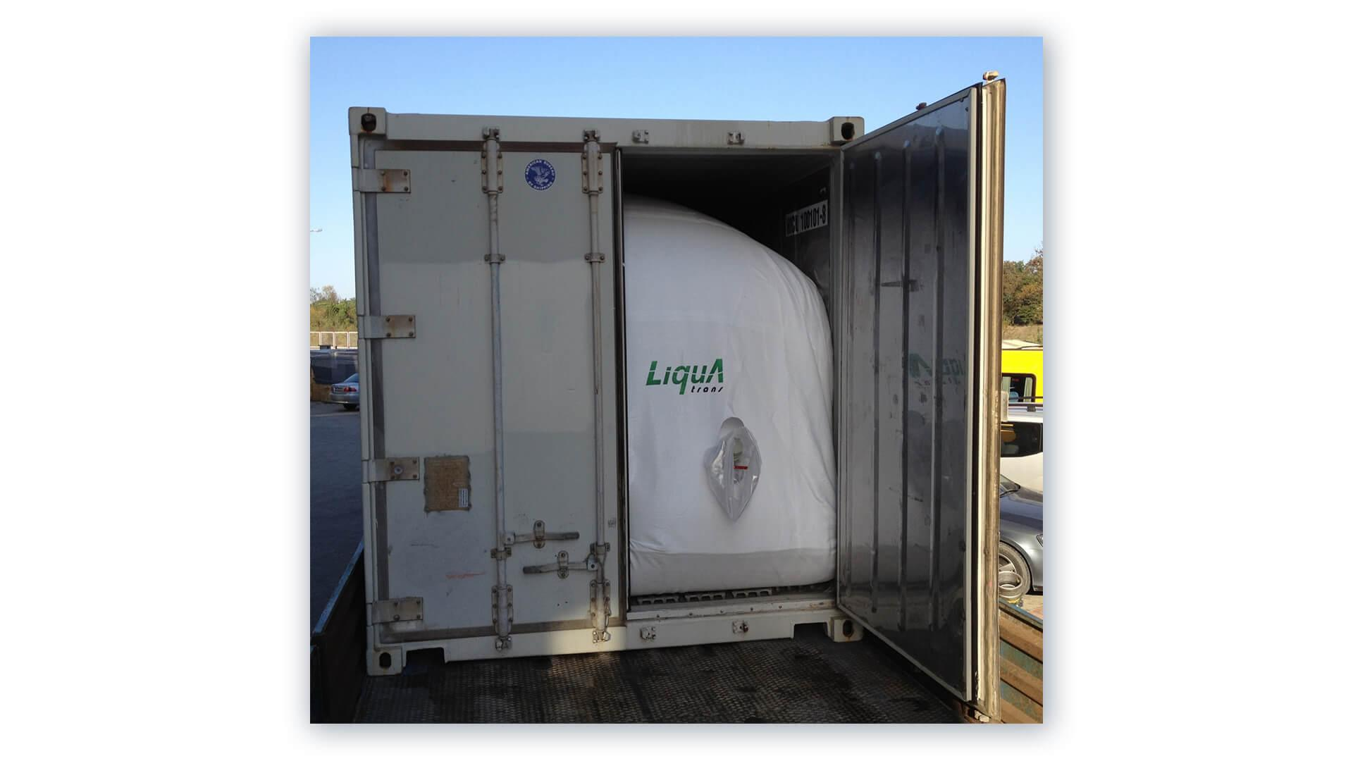 R-FLEX 20 FT - REEFER FLEXITANK